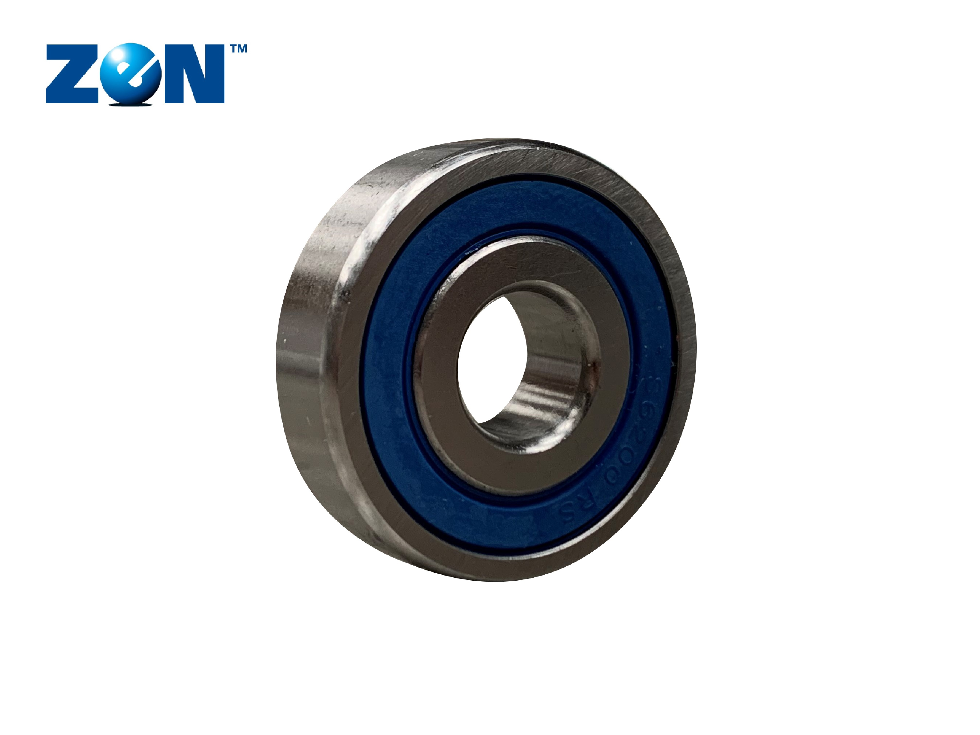 ZEN S6208-2RS Stainless Steel Sealed Ball Bearing 40mm x 80mm x 18mm