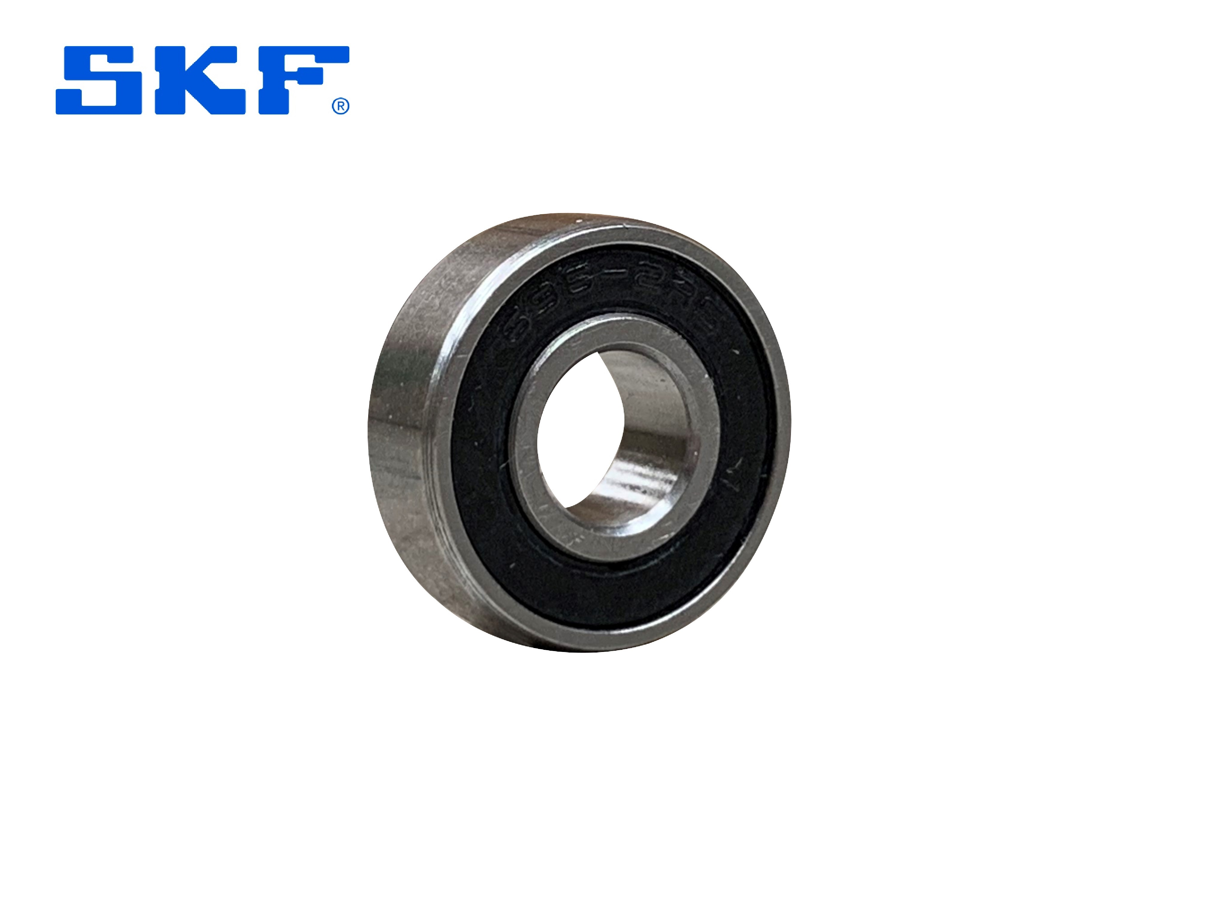 SKF 608-2RSH Sealed Miniature Ball Bearing 8mm x 22mm x 7mm
