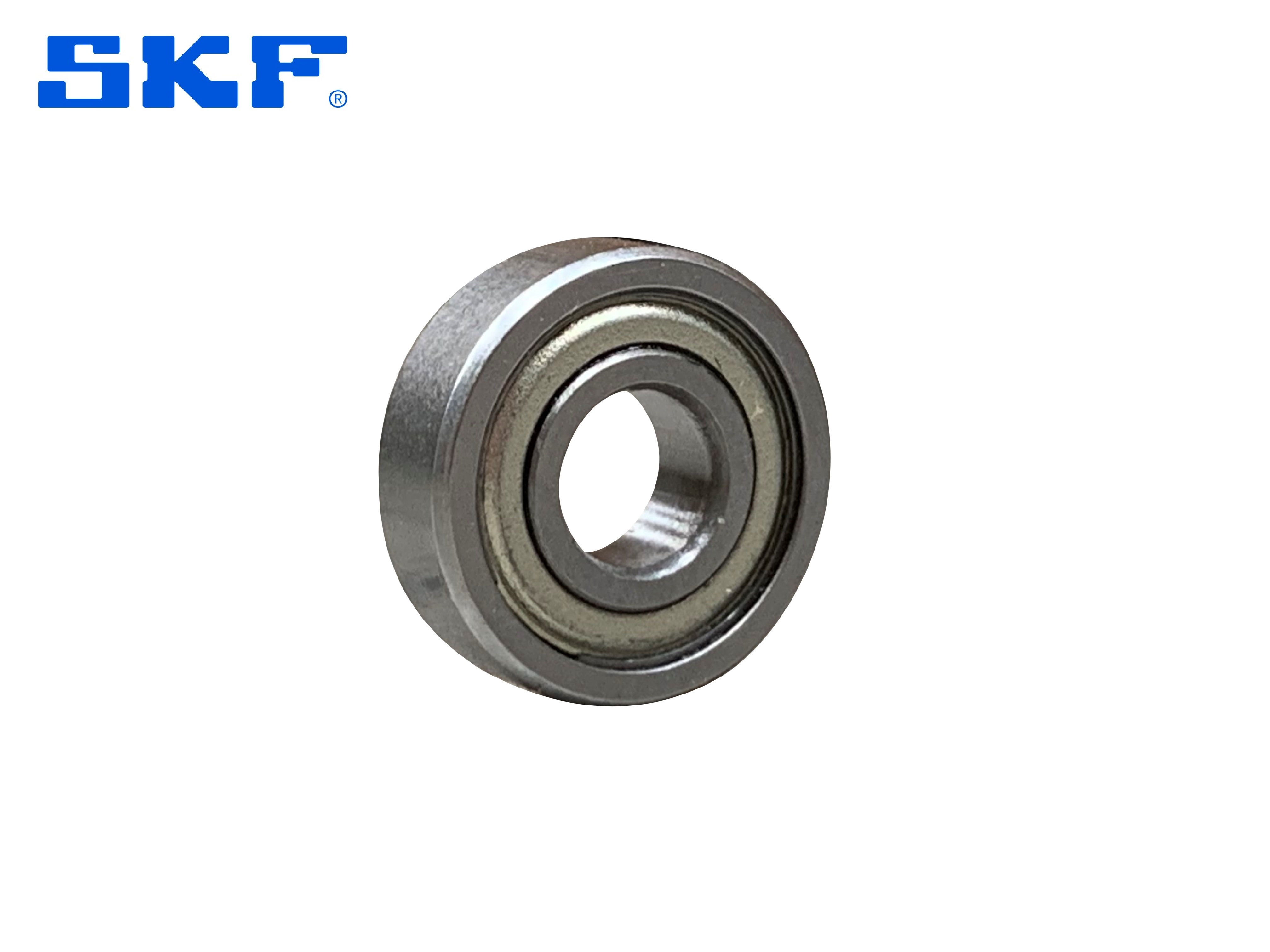 SKF 619/6-2Z Shielded Miniature Ball Bearing 6mm x 15mm x 5mm