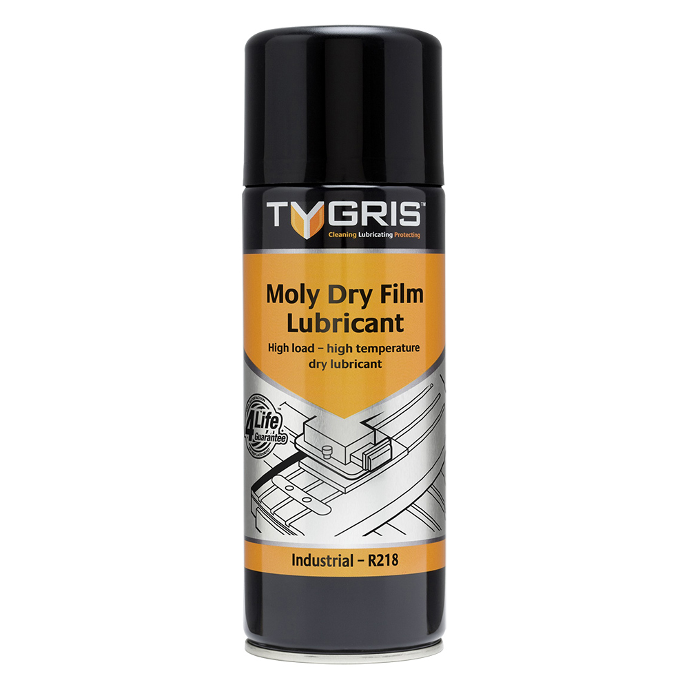 TYGRIS Moly Dry Film Lubricant - R218