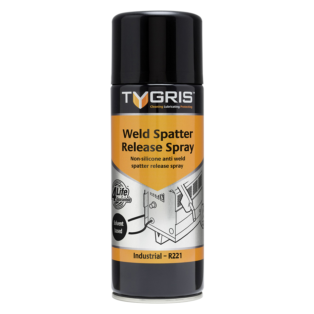 TYGRIS Weld Spatter Release Spray - R221