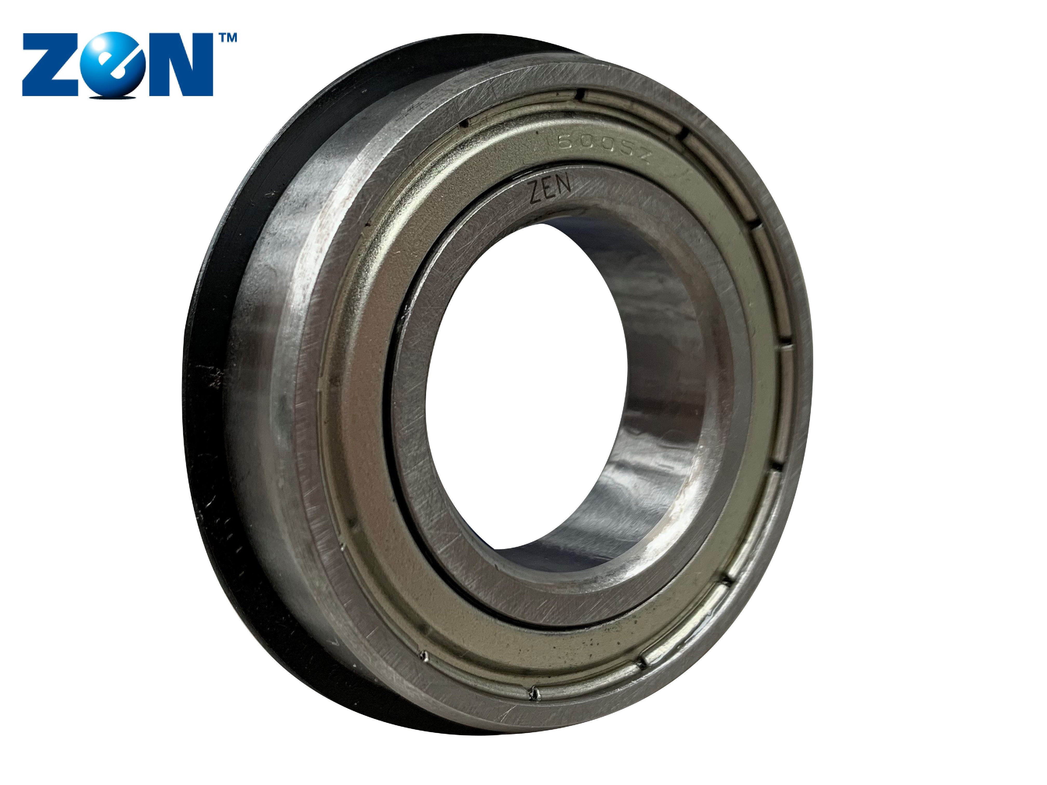 ZEN 6000-2Z-NR Shielded Ball Bearing With Snap Ring 10mm x 26mm x 8mm