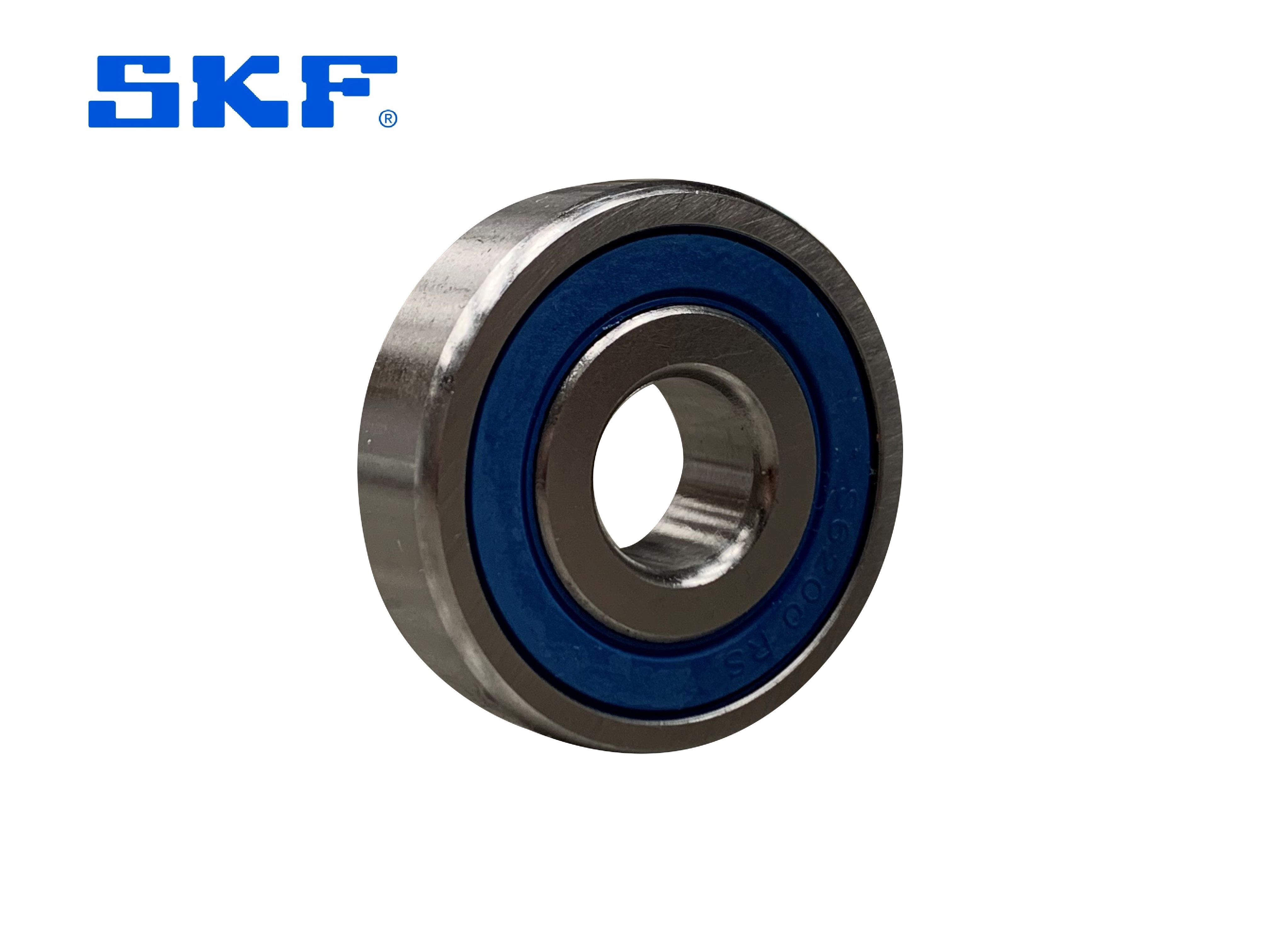 SKF W6008-2RS1 Stainless Steel Sealed Ball Bearing 40mm x 68mm x 15mm