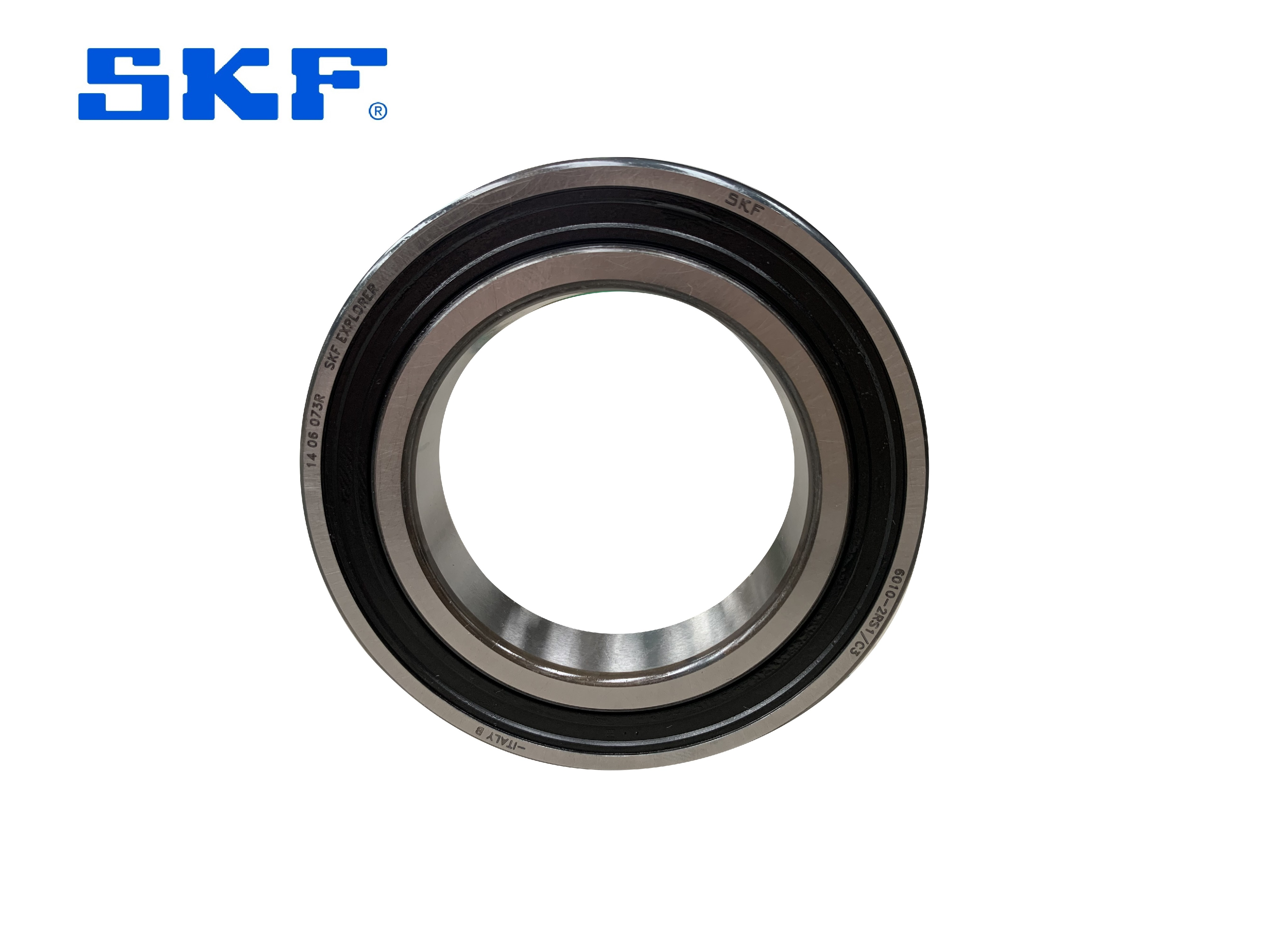SKF 6014-2RS1 Sealed Ball Bearing 70mm x 110mm x 20mm