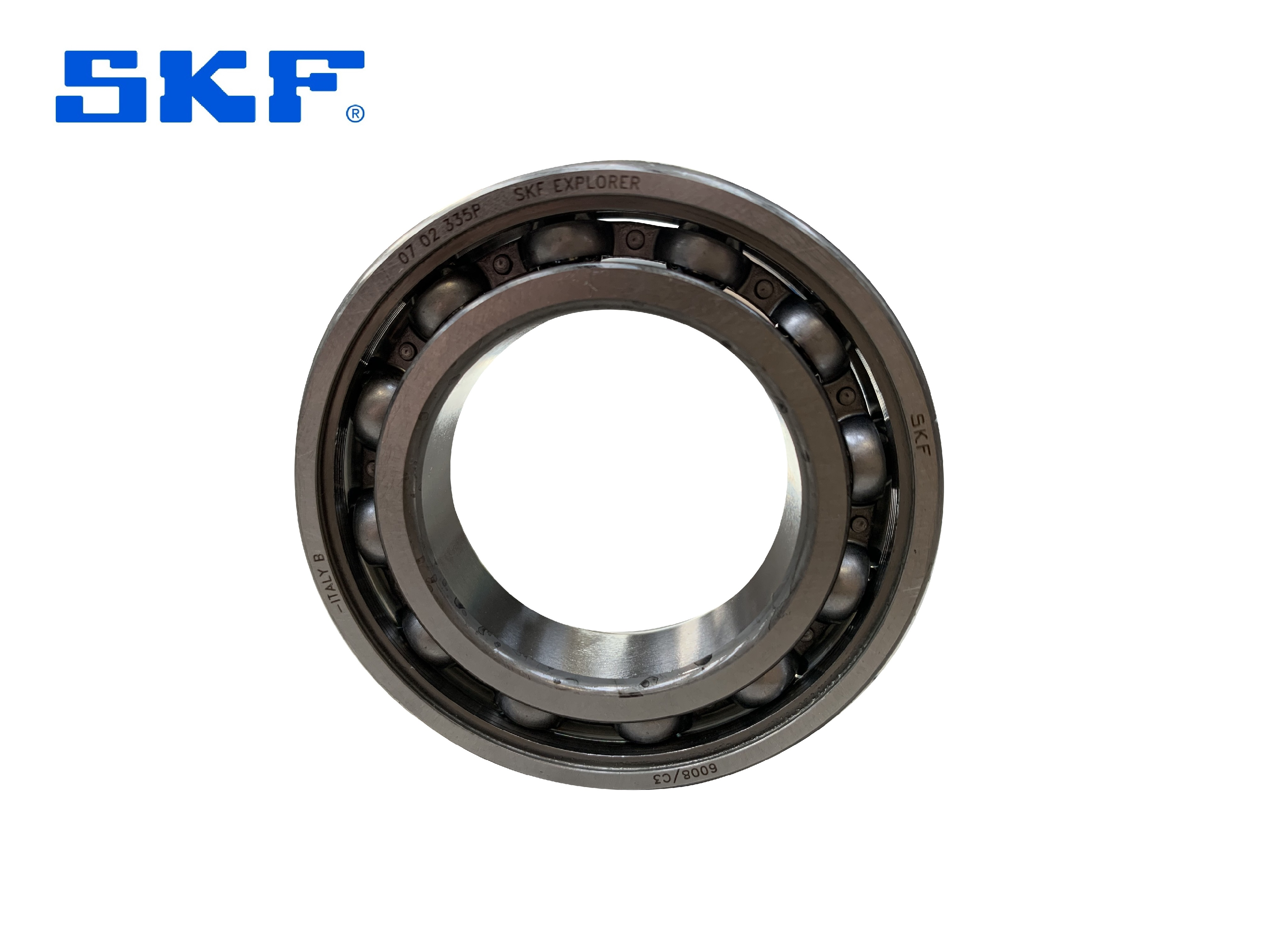 SKF 16016/C3 Open Ball Bearing 80mm x 125mm x 14mm