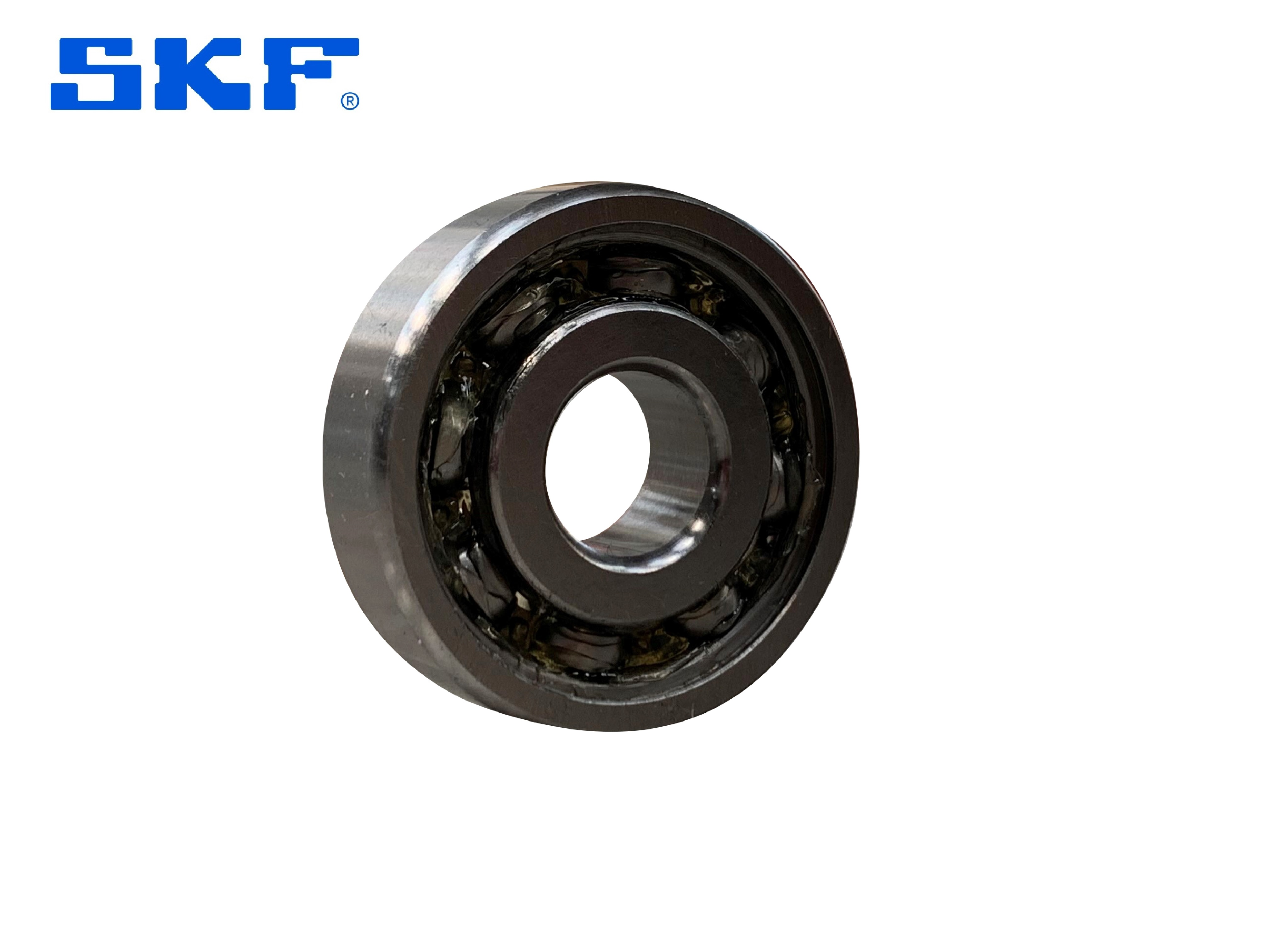 SKF W6007 Stainless Steel Open Ball Bearing 35mm x 62mm x 14mm