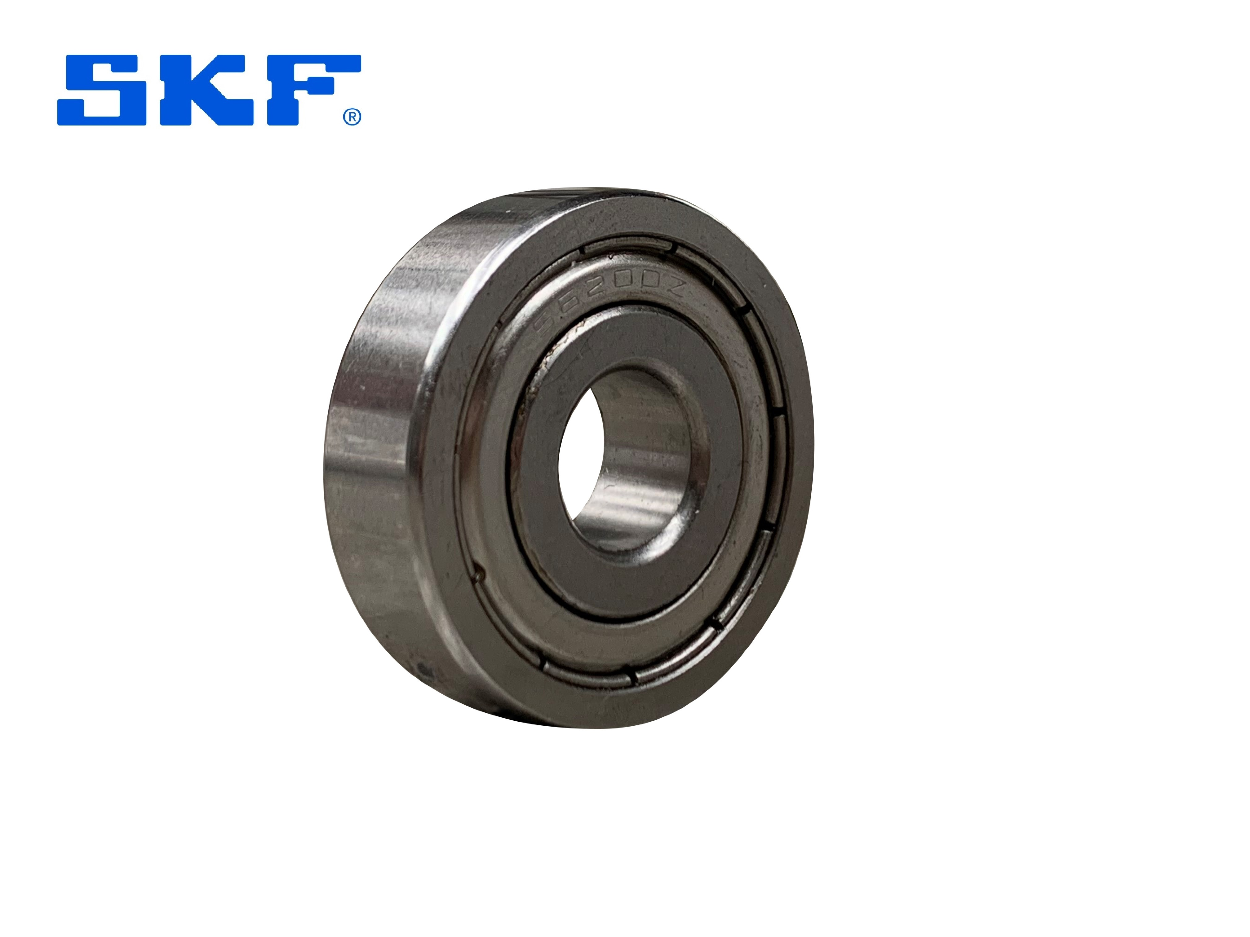 SKF W6002-2Z Stainless Steel Shielded Ball Bearing 15mm x 32mm x 9mm